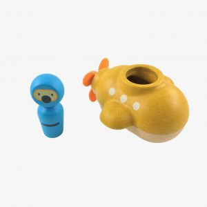 Submarine Bath Toy – Plan Toys
