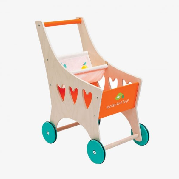 Tender Leaf Toys Shopping Cart