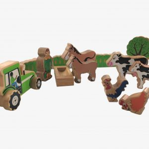 Farm Toy – Lanka Kade Farmer's Field, Colourful