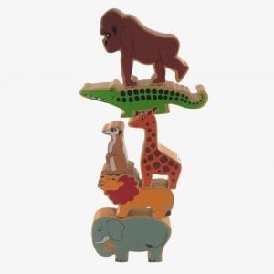 Lanka Kade Animals – World Animals (bag of 6)