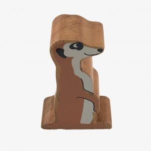 Lanka Kade Wooden Meerkat