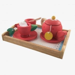 Wooden Tea Set Toy – Tender Leaf Toys Tea Tray