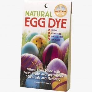 Natural Earth Paint Egg Die Kit