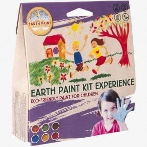 Children's Earth Paint Kit Experience