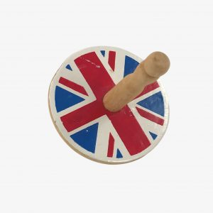 Lanka Kade Wooden London Spinning Top