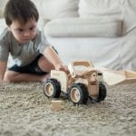 Wooden Toy Truck – Special Edition Dump Truck