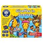 Giraffes in Scarfes