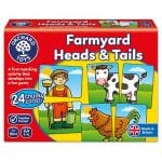 Farmyard Heads & Tails