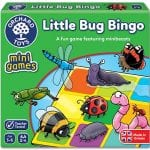 Little Bug Bingo