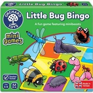 Little Bug Bingo