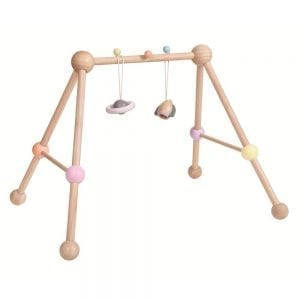 Plan Toys Wooden Baby Gym