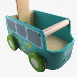 Plan Toys Van Walker – Blue