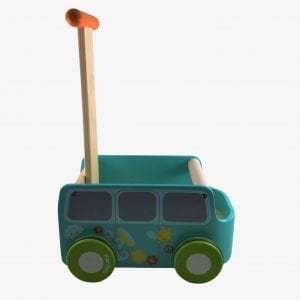 Plan Toys Van Walker – Blue