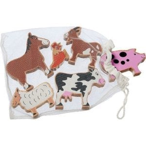 Lanka Kade Farm Animals – Bag of 6