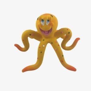 Octopus Bath Toy – Ollie