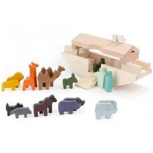 Bajo Noah's Ark