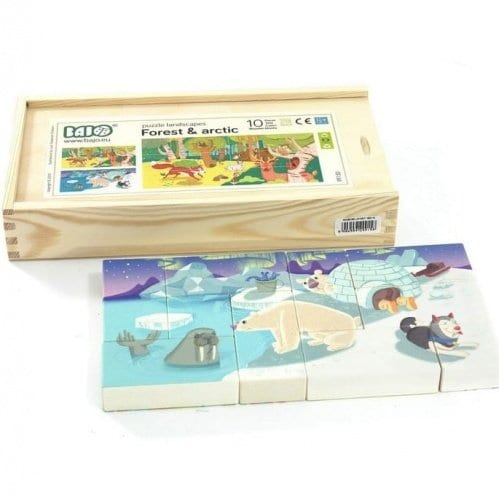wooden kids puzzles