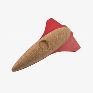 Elou Spacecraft Cork Toy