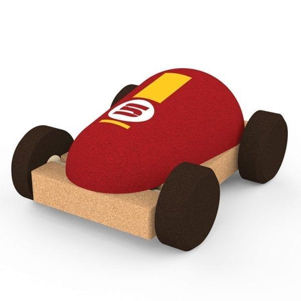 Elou Racing Car Red