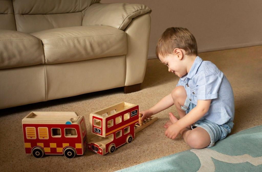 eco friendly toys push pull