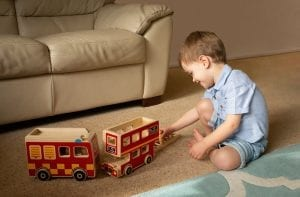 eco friendly toys push pull