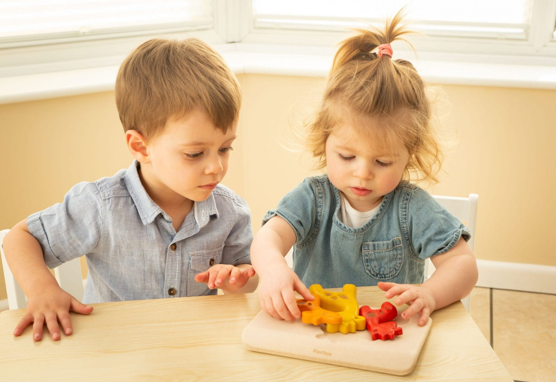 eco friendly toys - puzzles