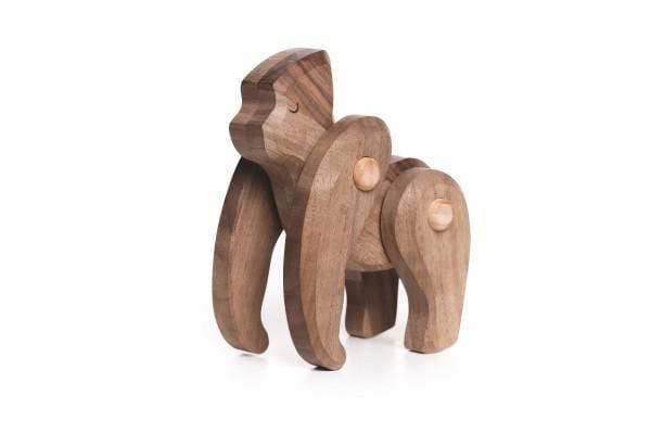 Gorilla Wooden animal Toy