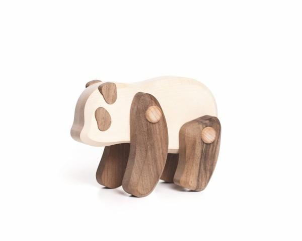 Panda Wooden animal Toy