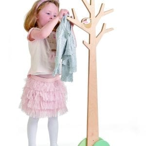 Tender Leaf Toys Forest Coat Stand – Kids Coat Stand