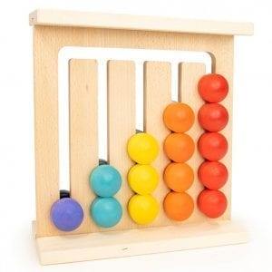 Bajo Wooden Wall Abacus – Type A