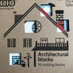 Bajo Architectural Blocks – Wooden Blocks