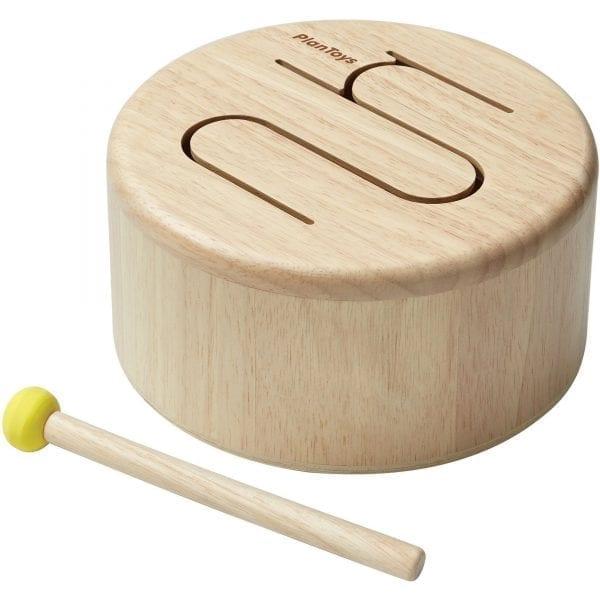 Plan toys wooden drum