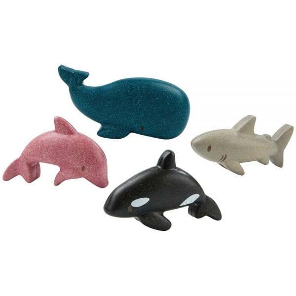 Plan Toys Sea Life Set