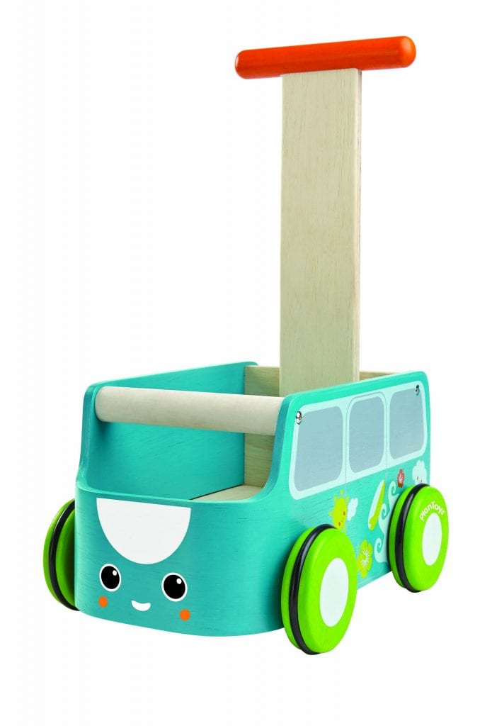 eco friendly toys - van walker
