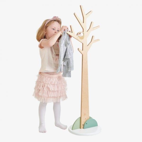 tenderleaf toys forrest coat stand