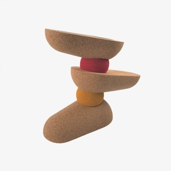 Elou Pepples Cork Toy