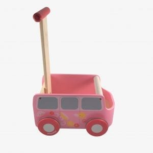 Plan Toys Van Walker – Pink