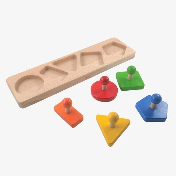 Bajo Shape and Colour Sorter - Linear