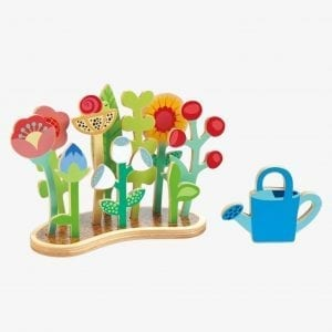 Toy Flowers – Tender Leaf Toys Flower Bed