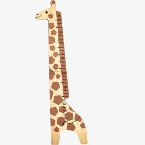 Bajo Measuring Growth Chart – Giraffe