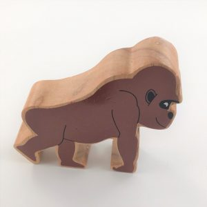 Lanka Kade Wooden Monkey