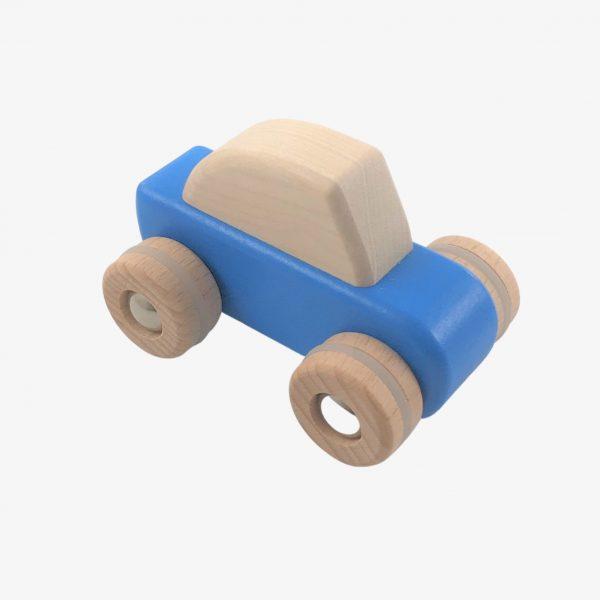 bajo speed car Blue
