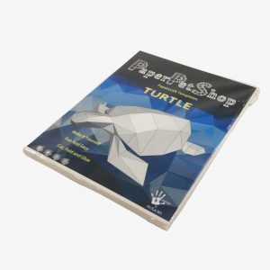 Paper Pet Shop 3D Turtle