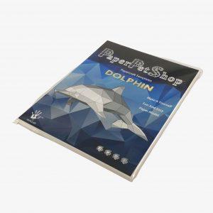 Paper Pet Shop 3D Dolphin