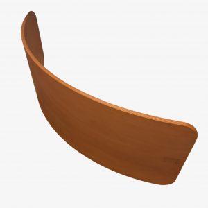 Das.Brett Bouncy Wooden Balance Board – Oiled, Natural