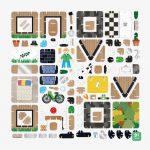 Play Press Eco House Play Set
