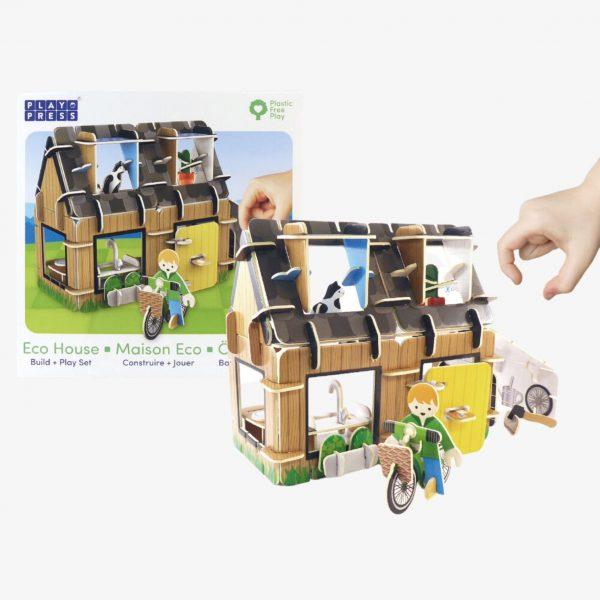 play press eco house