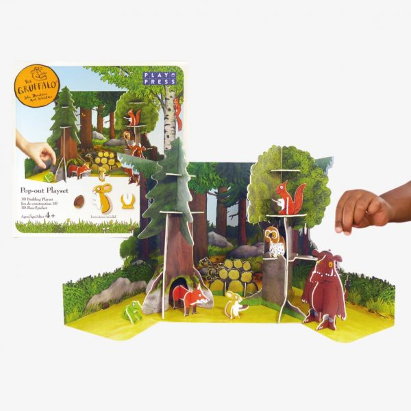 playpress gruffalo set
