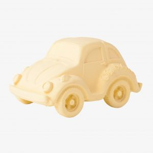 Oli and Carol Small Beetle Car Vanilla (plastic in box hence price)