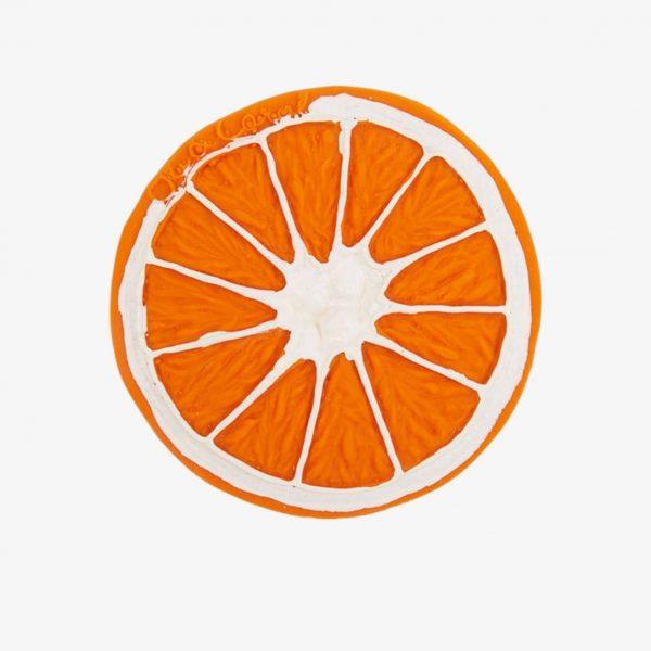 oli and carol orange